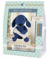 Go Handmade Crochet Kit Fido Dog
